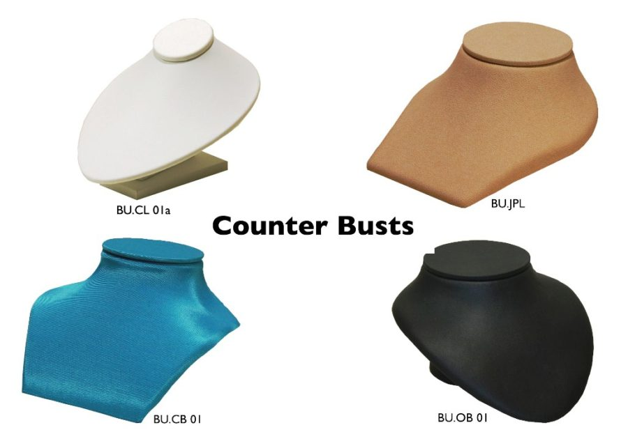 Counter Busts
