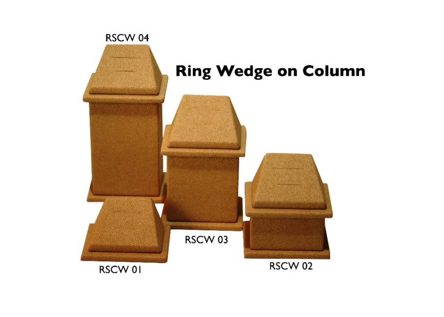 Ring Wedge Column