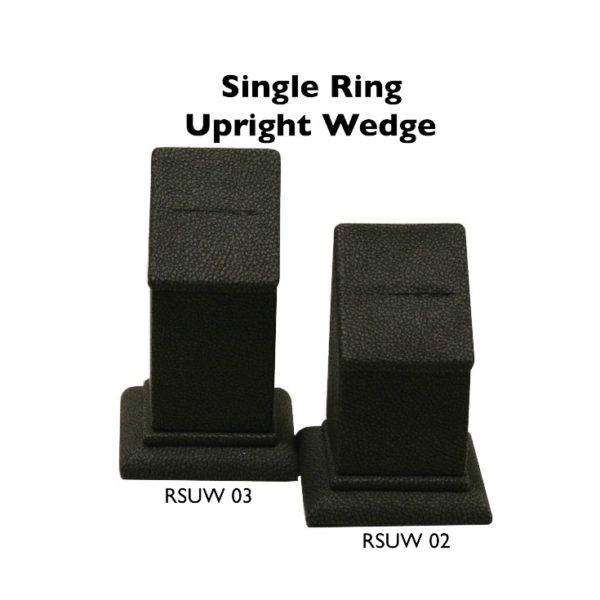 Single Ring Upright Wedge