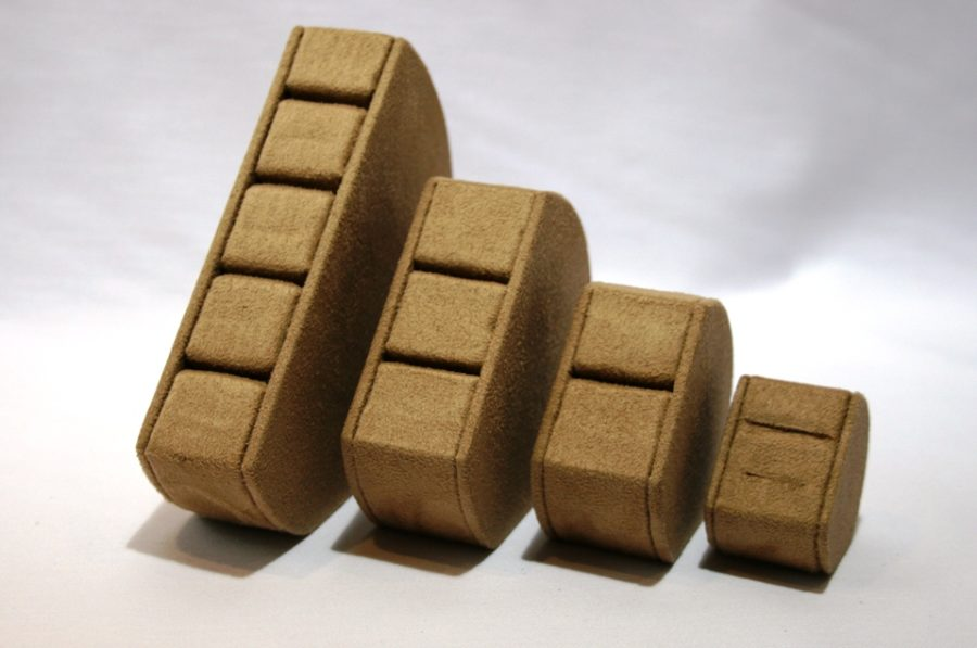 Rounded Multi Ring Pads